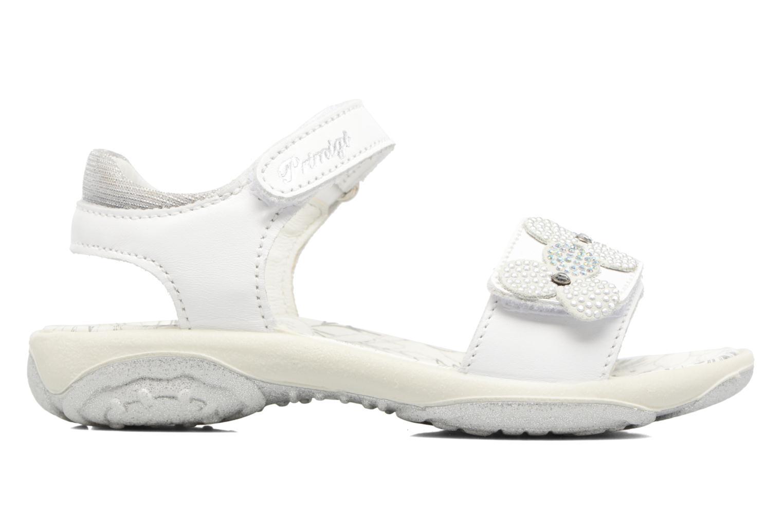 Sandali e scarpe aperte Primigi Anita Bianco immagine posteriore