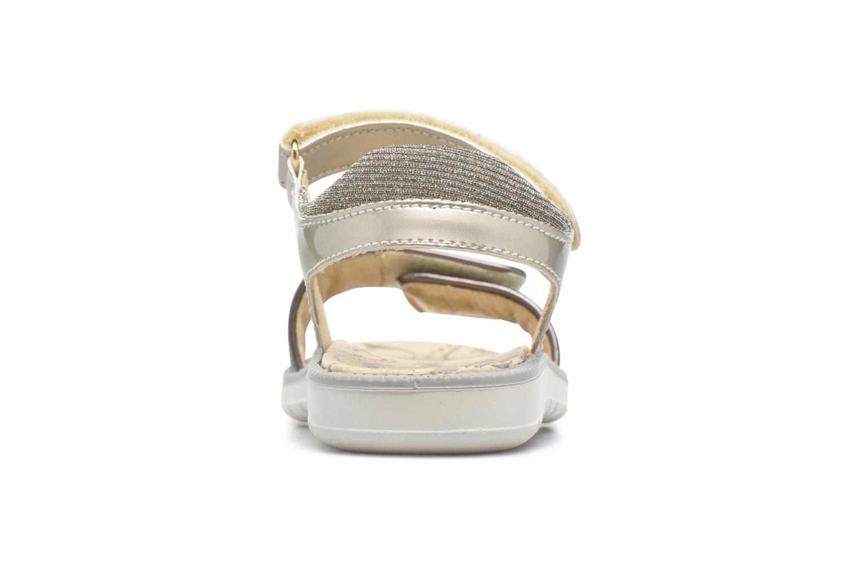 Sandali e scarpe aperte Primigi Diana Oro e bronzo immagine destra
