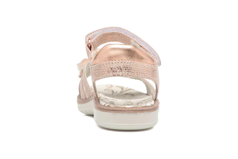 Sandali e scarpe aperte Primigi Amina Rosa immagine destra