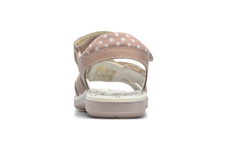 Sandali e scarpe aperte Primigi Rita Marrone immagine destra