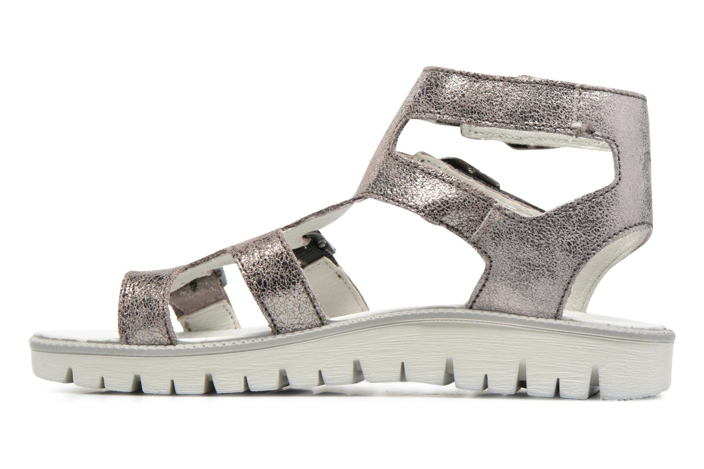 Sandali e scarpe aperte Primigi Violeta Argento immagine frontale