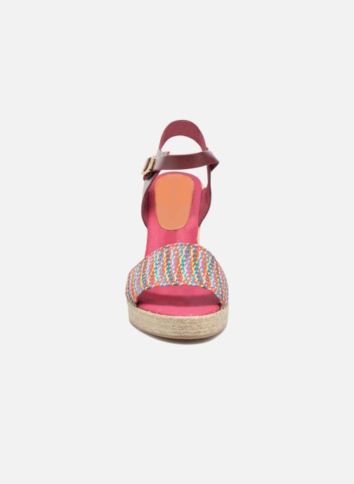 Sandalen Pare Gabia Athena mehrfarbig schuhe getragen