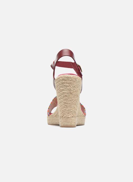 Sandalen Pare Gabia Athena mehrfarbig ansicht von rechts