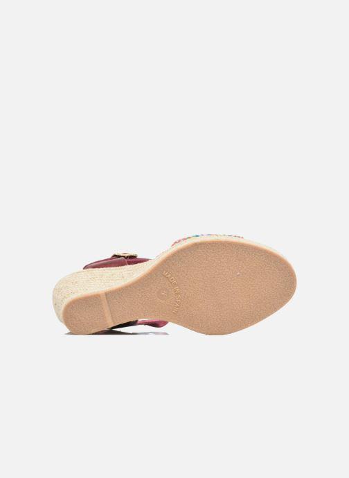 Sandales et nu-pieds Pare Gabia Athena Multicolore vue haut