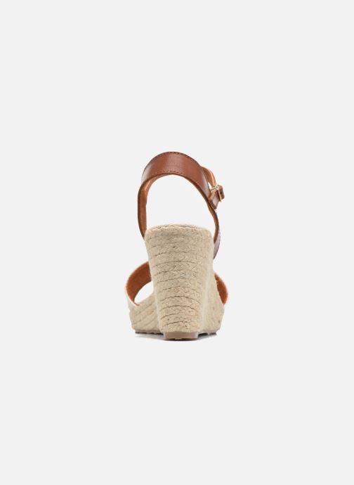 Sandalen Pare Gabia Marina Beige rechts