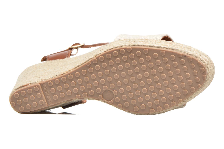 Sandalen Pare Gabia Marina Beige boven