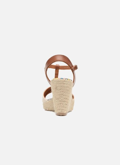 Sandales et nu-pieds Pare Gabia Mirage Beige vue droite