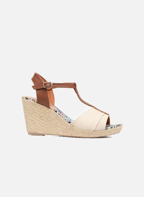 Sandales et nu-pieds Pare Gabia Mirage Beige vue derrière