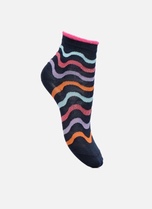 Calze e collant Falke Socquettes WAVE STRIPE SHORT Coton Stripes Multicolore vedi dettaglio/paio
