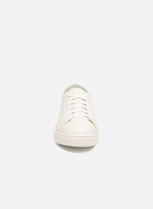 Baskets Santoni Clean Icon W Blanc vue portées chaussures