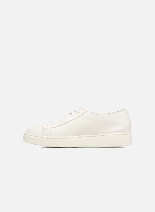 Sneakers Santoni Clean Icon W Wit voorkant