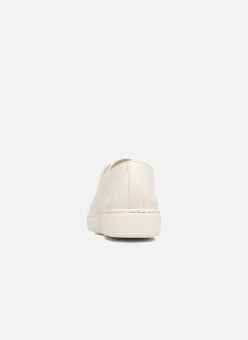 Baskets Santoni Clean Icon W Blanc vue droite