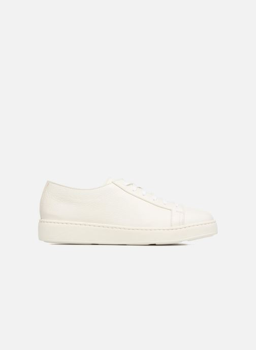 Sneakers Santoni Clean Icon W Wit achterkant