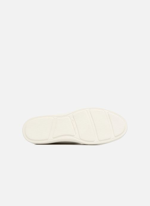 Trainers Santoni Clean Icon W White view from above