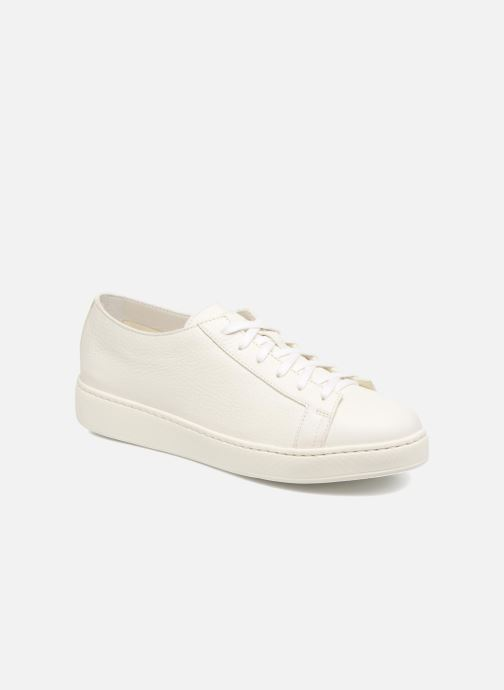 Sneakers Santoni Clean Icon W Wit detail
