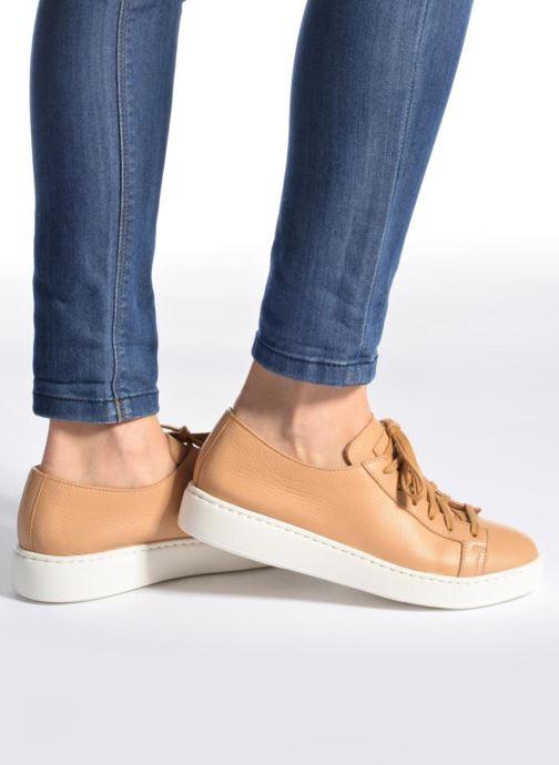 Sneakers Santoni Clean Icon W Beige onder