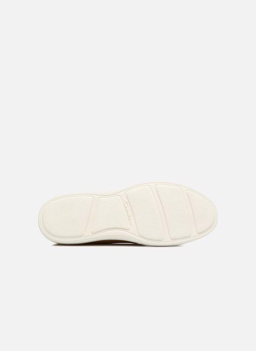 Sneakers Santoni Clean Icon W Beige boven