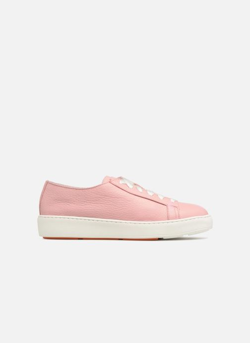 Trainers Santoni Clean Icon W Pink back view