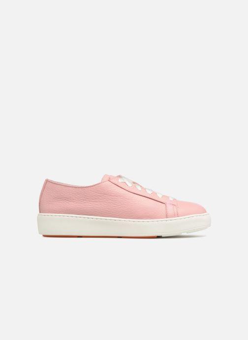 Sneakers Santoni Clean Icon W Roze achterkant