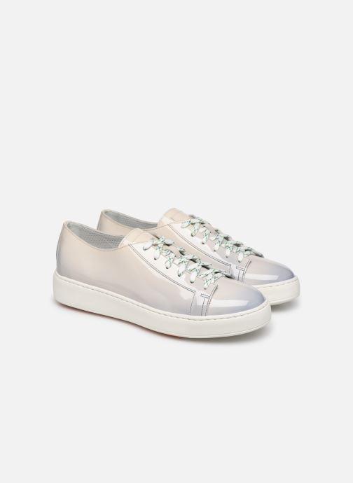 Sneakers Santoni Clean Icon W Grijs 3/4'
