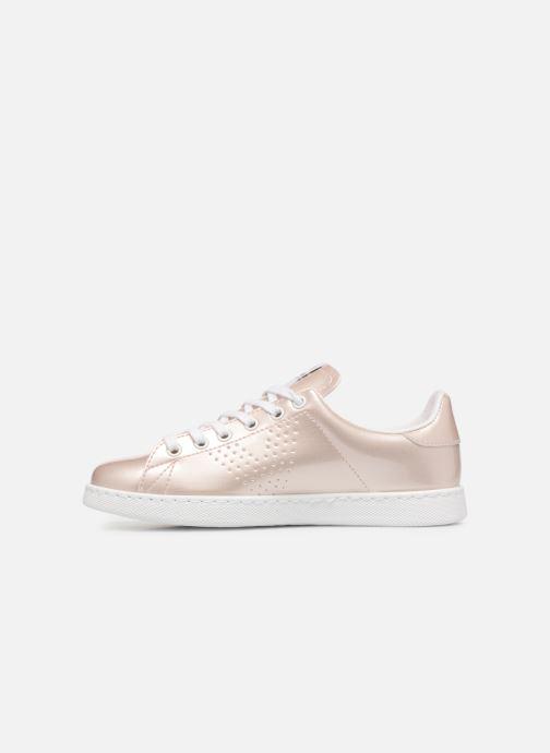 Sneakers Victoria Deportivo Charol Roze voorkant