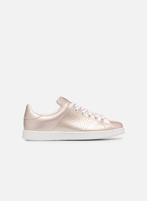 Sneakers Victoria Deportivo Charol Roze achterkant