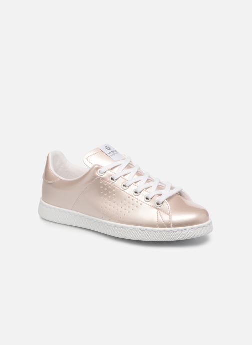 Sneakers Victoria Deportivo Charol Roze detail