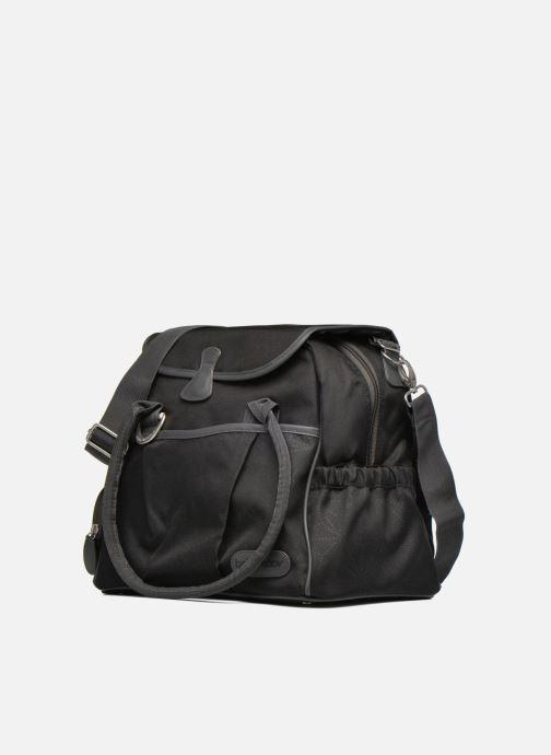 Handtaschen Babymoov Style bag Puericulture schwarz schuhe getragen