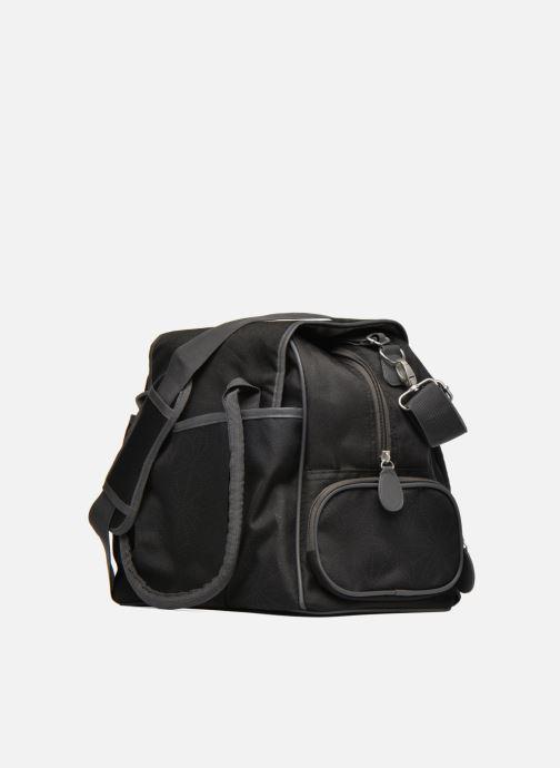 Handtaschen Babymoov Style bag Puericulture schwarz ansicht von rechts