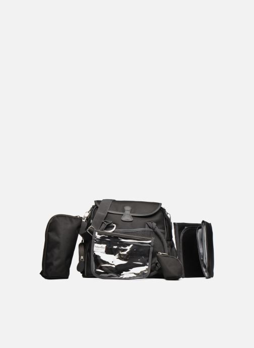 Sacs à main Babymoov Style bag Puericulture Noir vue gauche