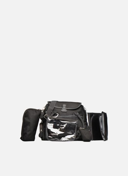 Handtaschen Babymoov Style bag Puericulture schwarz ansicht von links