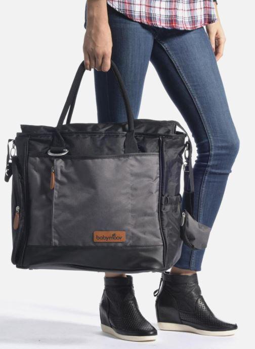 Sacs à main Babymoov Sac à Langer Essential Bag Bleu vue bas / vue portée sac