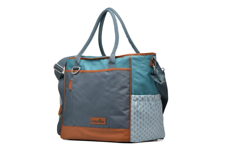 Handtaschen Babymoov Sac à Langer Essential Bag blau schuhe getragen