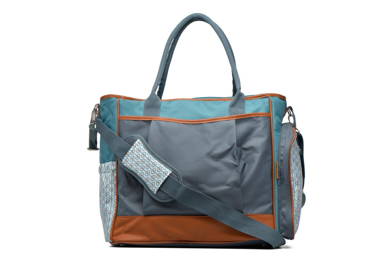 Handtaschen Babymoov Sac à Langer Essential Bag blau ansicht von vorne