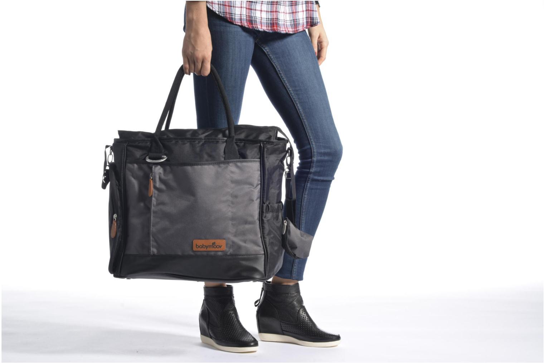 Handtaschen Babymoov Sac à Langer Essential Bag blau ansicht von oben