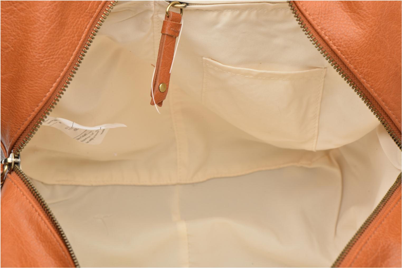 Handtaschen Babymoov Sac City Puericulture braun ansicht von hinten