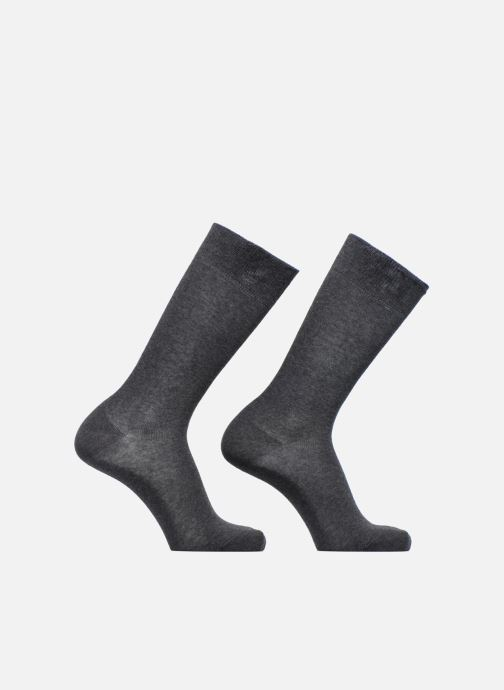 Chaussettes et collants Falke Chaussettes Swing Gris vue détail/paire