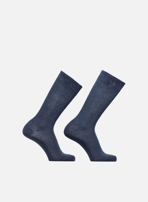 Chaussettes et collants Falke Chaussettes Swing Bleu vue détail/paire