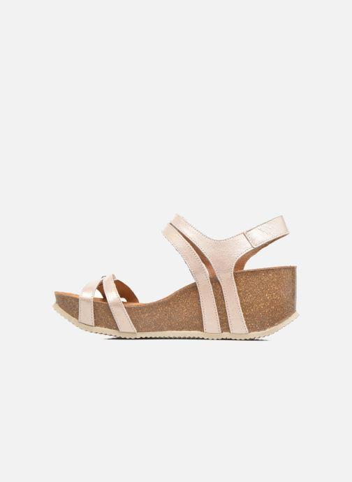 Sandals Rondinaud Benovie Pink front view