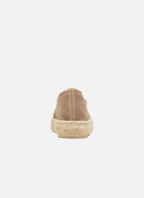 Espadrilles Rondinaud Fure Beige view from the right