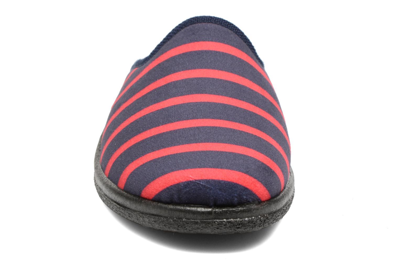 Chaussons Rondinaud Sedan Sub 44-1 Bleu vue portées chaussures