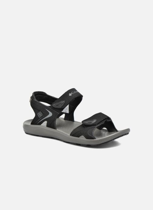 Chaussures de sport Columbia Techsun Noir vue détail/paire
