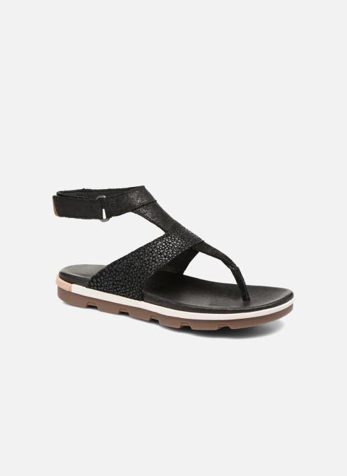 Sorel Torpeda Ankle Strap Strap Strap (Nero) - Sandali e scarpe aperte chez   Nuovo Prodotto 2019  2782a9