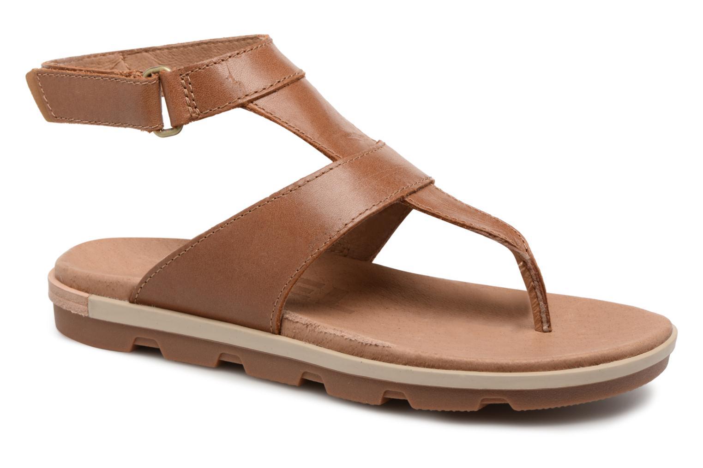 Nuevo zapatos Sorel en Torpeda Ankle Strap (Marrón) - Sandalias en Sorel Más cómodo 225cad