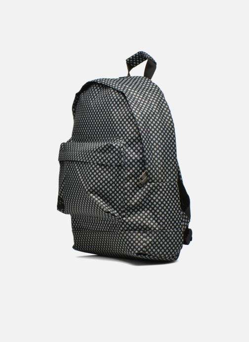 Rucksäcke Mi-Pac Custom Prints Microdots Backpack schwarz schuhe getragen