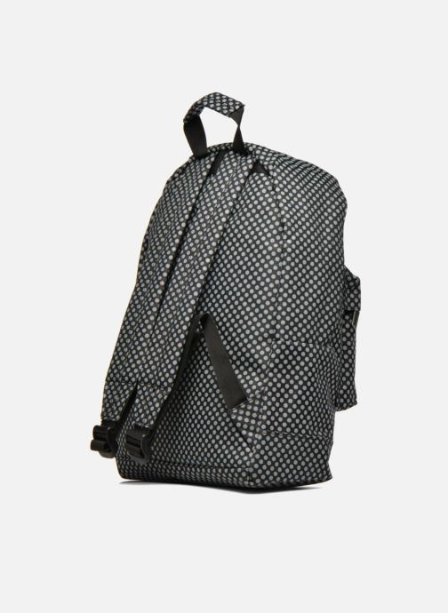 Rucksacks Mi-Pac Custom Prints Microdots Backpack Black view from the right