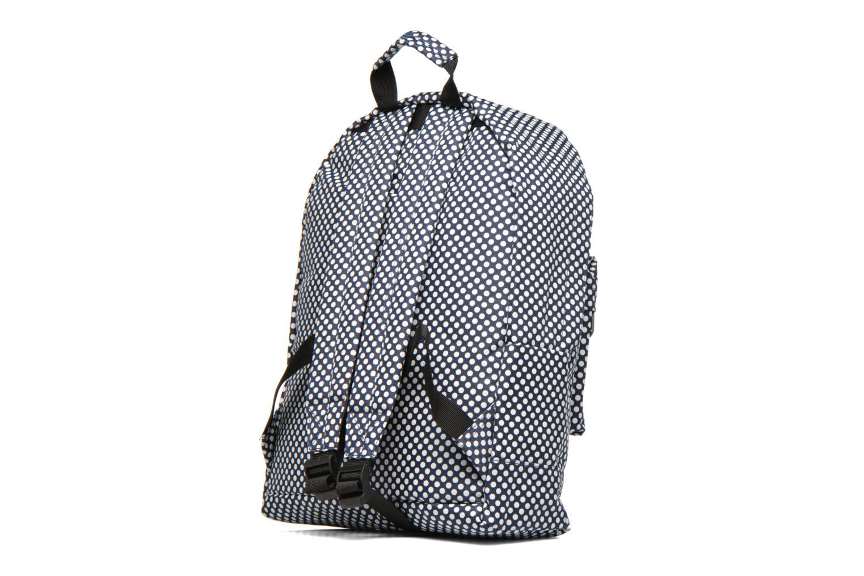 Rucksäcke Mi-Pac Custom Prints Microdots Backpack blau ansicht von rechts