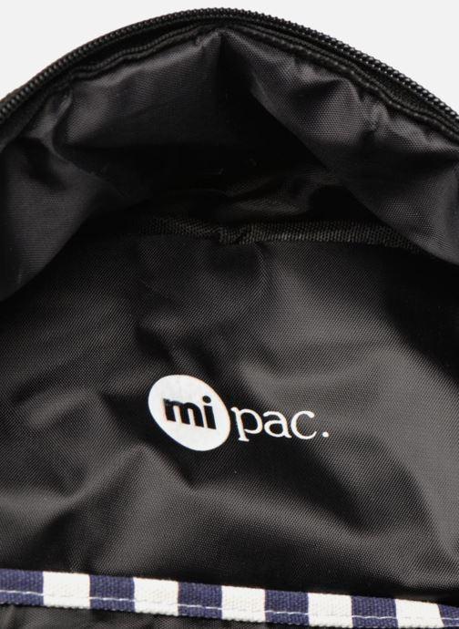 Sacs à dos Mi-Pac Premium Seaside Stripe Backpack Bleu vue derrière