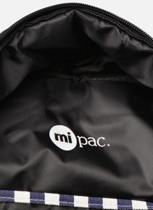 Zaini Mi-Pac Premium Seaside Stripe Backpack Azzurro immagine posteriore
