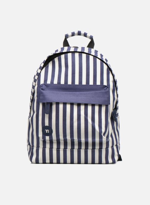 Sacs à dos Mi-Pac Premium Seaside Stripe Backpack Bleu vue détail/paire